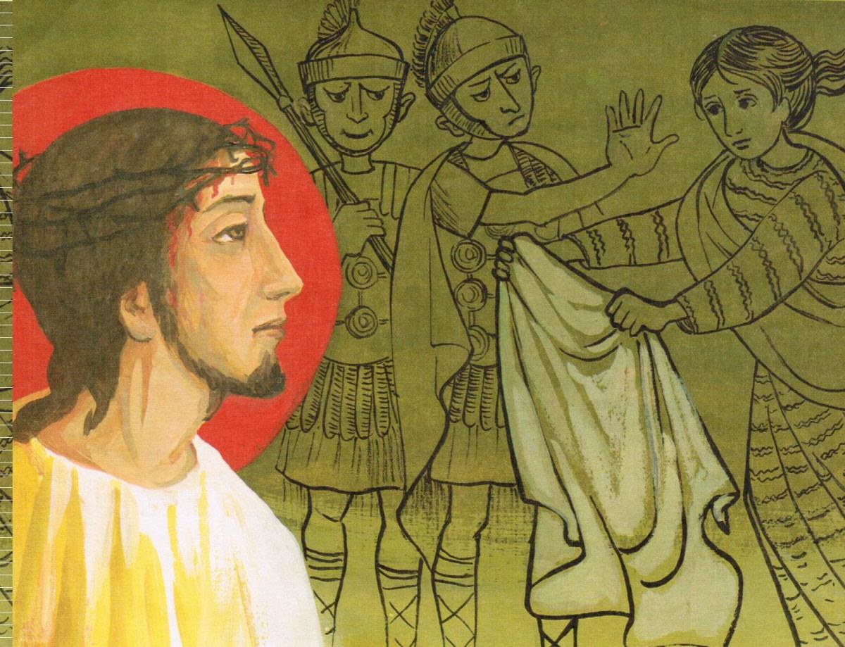 Детский крестный путь 6