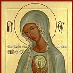 Литания Пресвятой Деве Марии Матери Слова