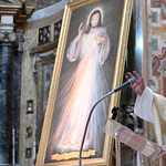 Папа: милосердие — единственный ответ на жизненные бури