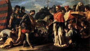 10 ноября. Святой Лев Великий, Папа и Учитель Церкви. Память 4