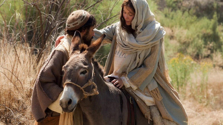 Maryja z Jozefem w drodze 1