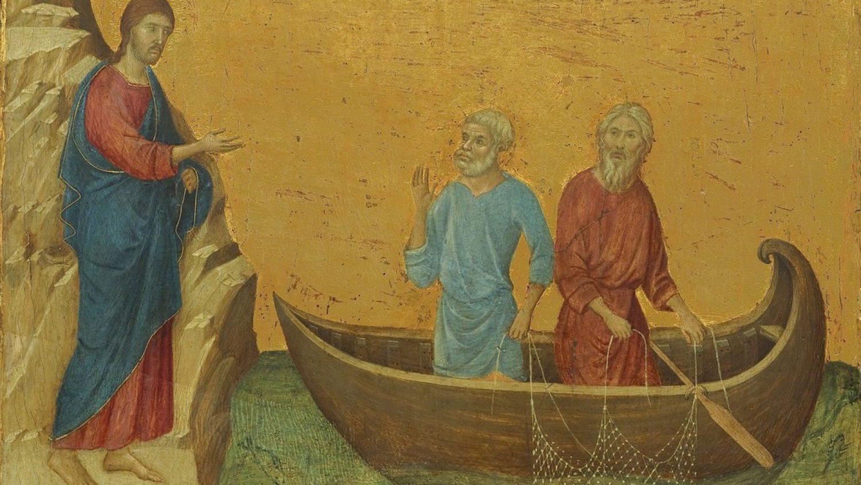 Призвание Петра и Андрея