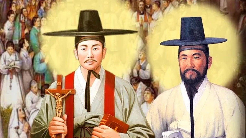Saints-Adnrew-Kim-Taegon_Paul-Chong-Hasang