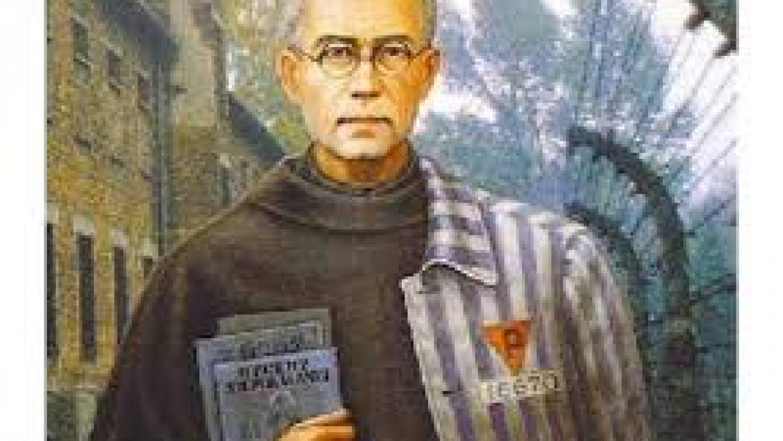 Св. Максимилиан Мария Кольбе