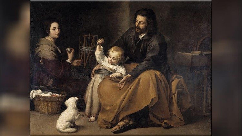 Святое Семейство из Назарета