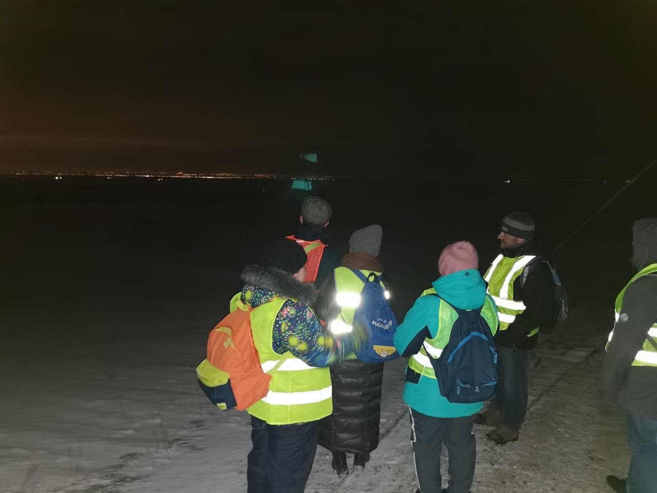 Экстремальный Крестный Путь в Оренбуржье 8