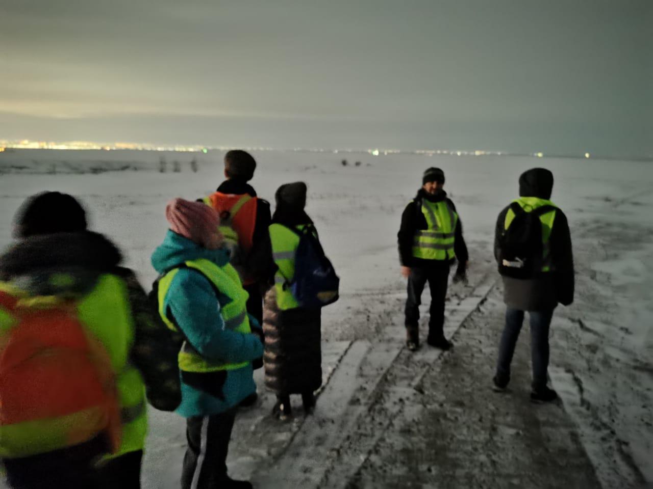 Экстремальный Крестный Путь в Оренбуржье 9