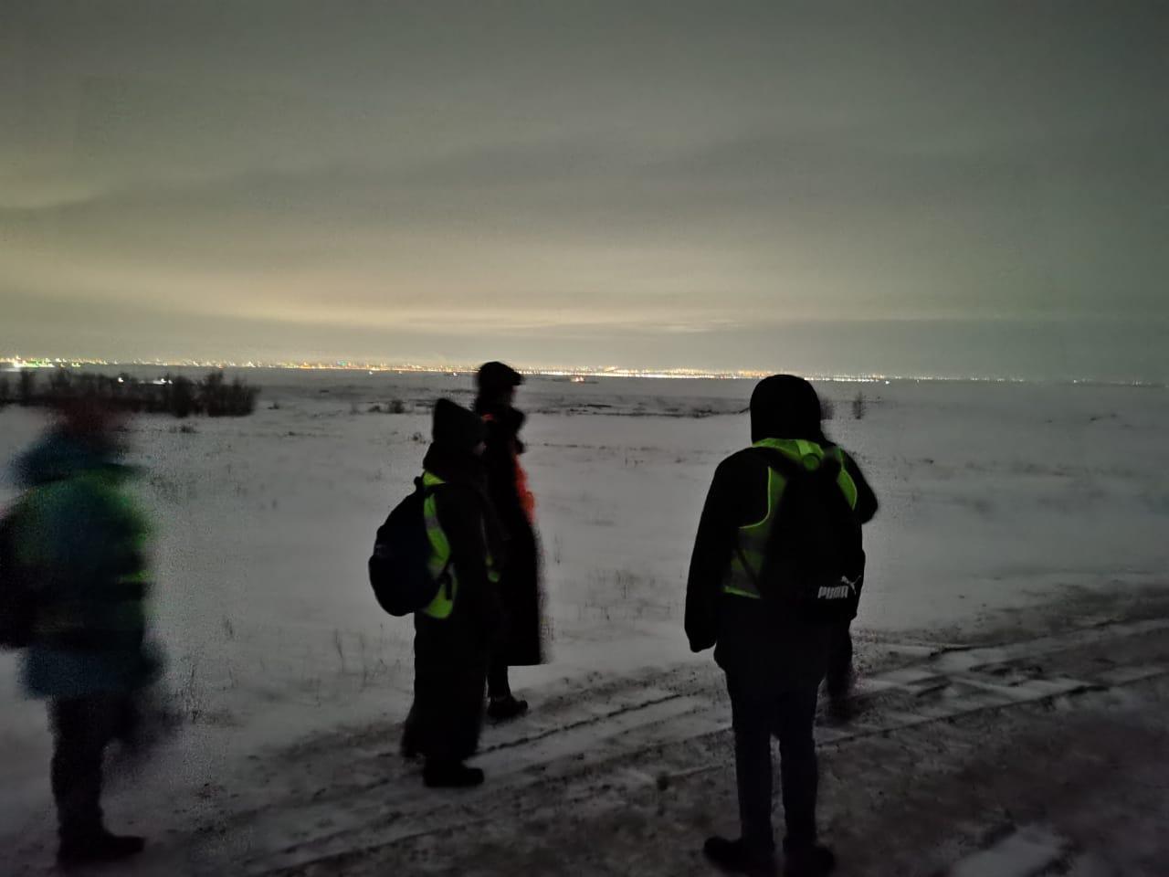 Экстремальный Крестный Путь в Оренбуржье 10