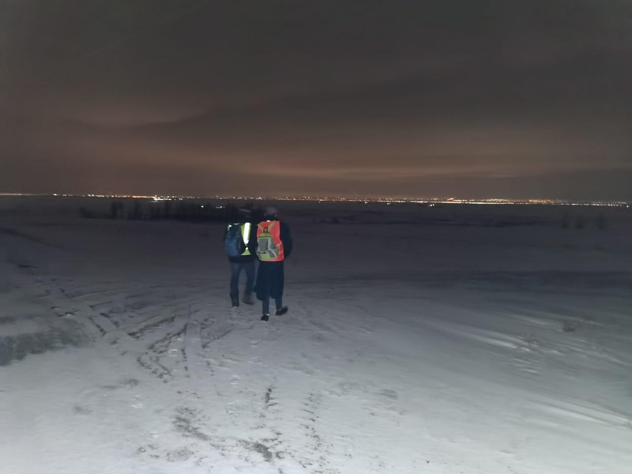 Экстремальный Крестный Путь в Оренбуржье 11