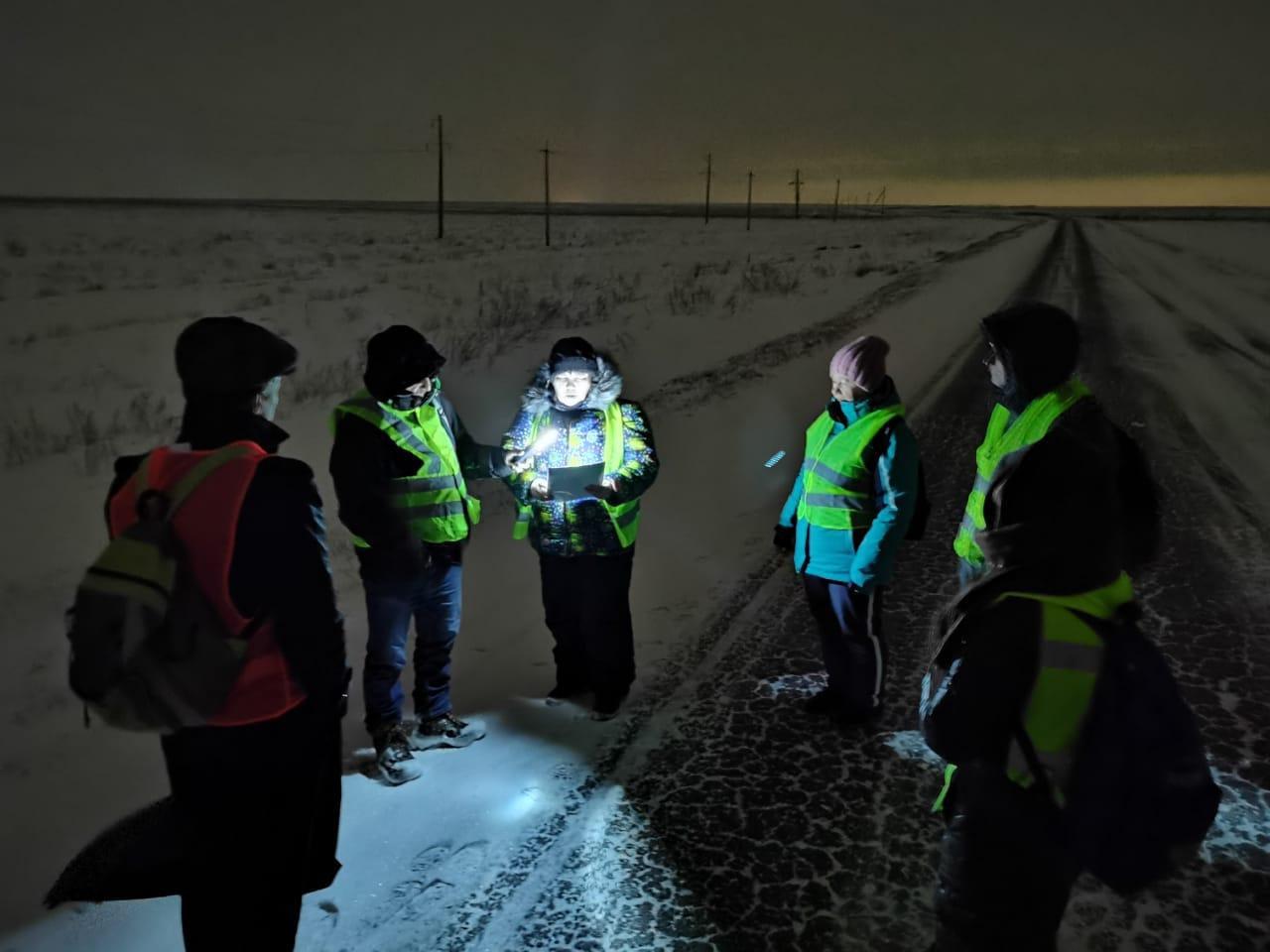 Экстремальный Крестный Путь в Оренбуржье 12