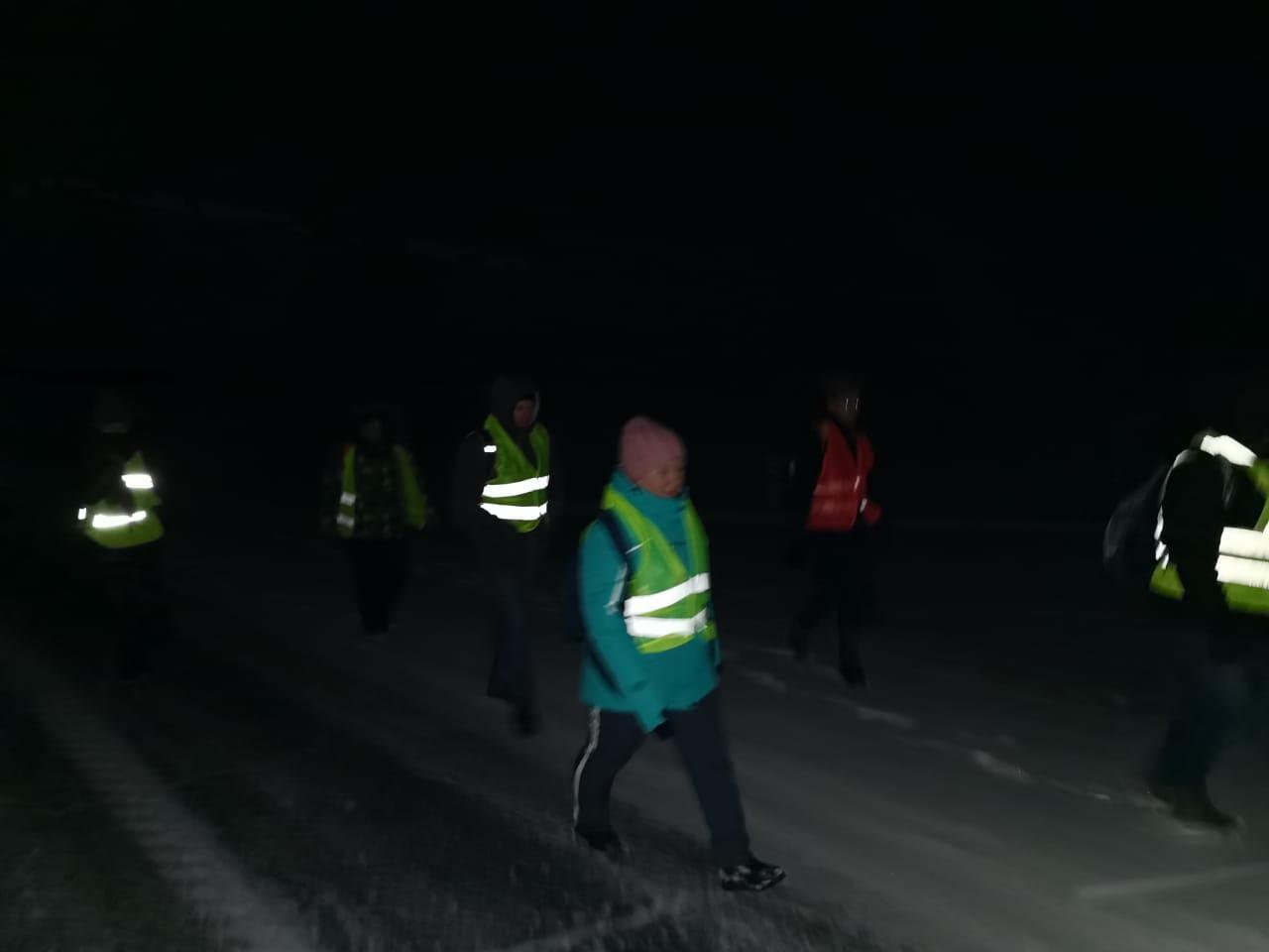 Экстремальный Крестный Путь в Оренбуржье 13