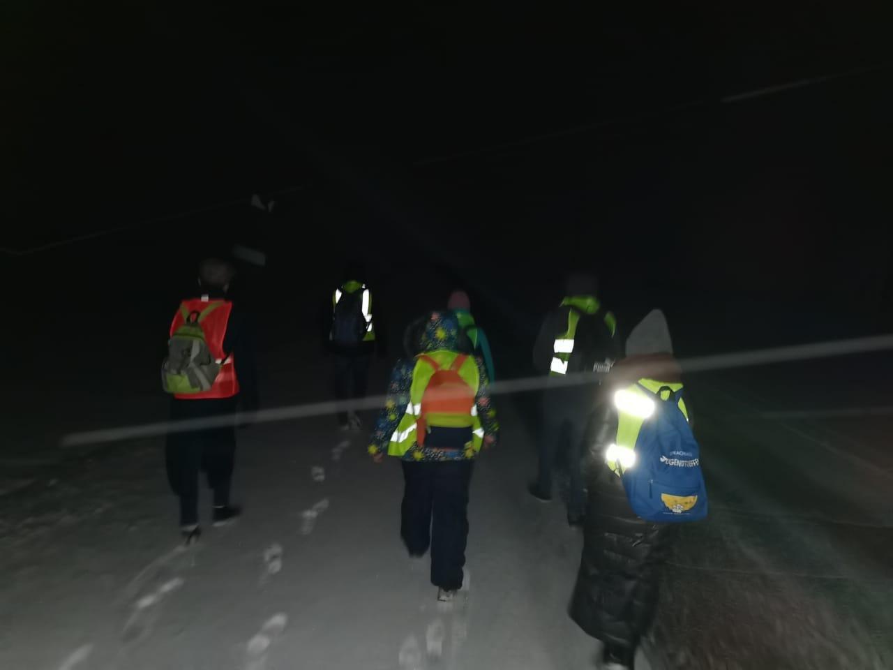 Экстремальный Крестный Путь в Оренбуржье 14