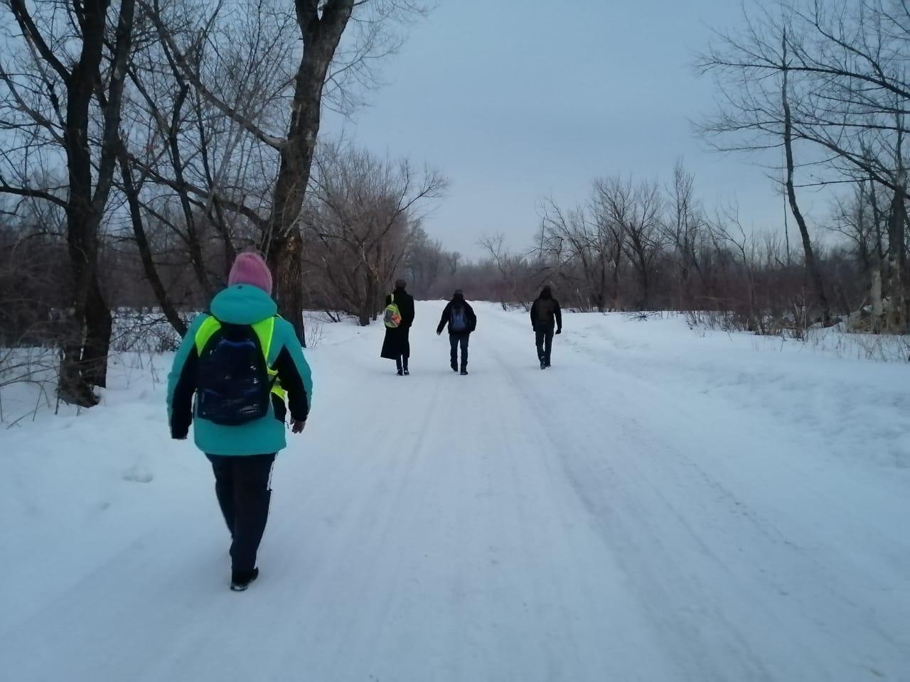 Экстремальный Крестный Путь в Оренбуржье 15