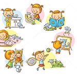 Довольный ребенок – счастливая мама, или «ох, уж этот режим дня»…(3 встреча)
