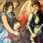 29 сентября — свв. архангелы Михаил, Гавриил и Рафаил, праздник