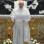 Пасхальное послание Urbi et Orbi Папы Франциска