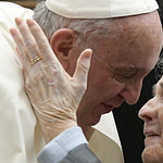 Папа – пожилым: Господь с вами во все дни