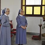 Торжество Пресвятой Троицы и приветствие сестёр Марты и Эдиты