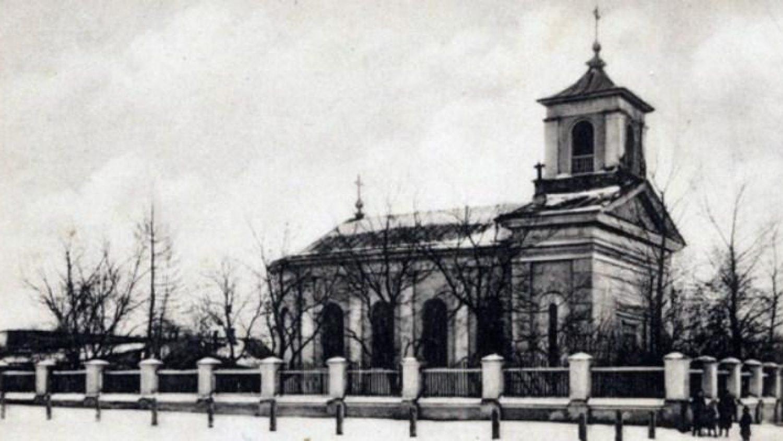 старый храм(1)