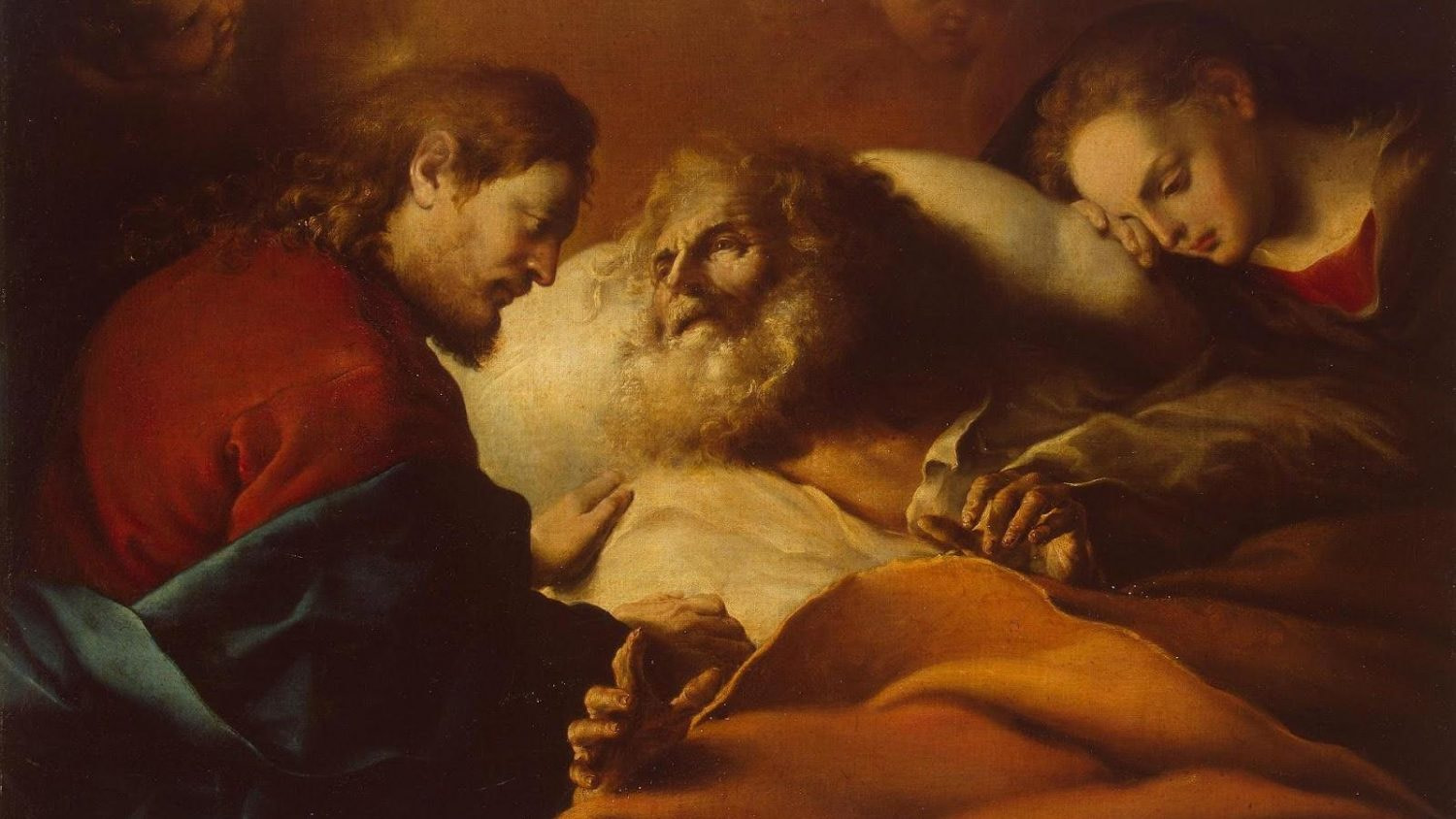 Cano-Alonso-Death-of-St-Joseph-c1646-52-oil-on-canvas-Hermitage-Spain