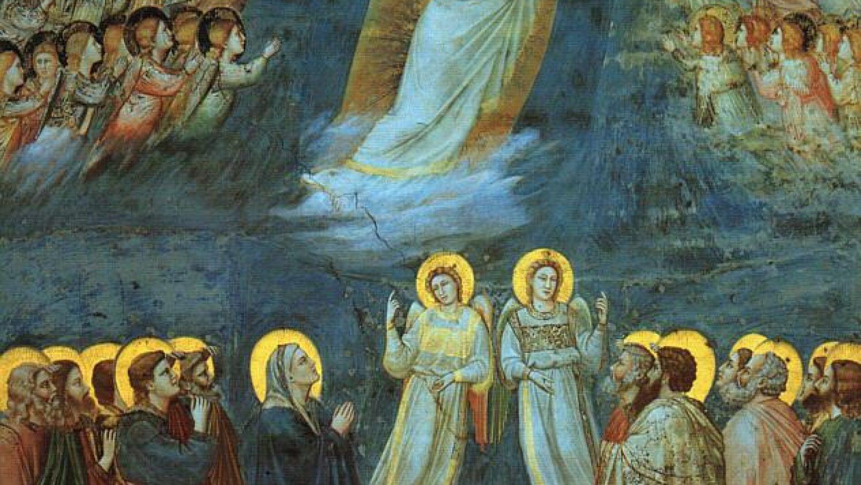 Giotto_-_Scrovegni_-_-38-_-_Ascension