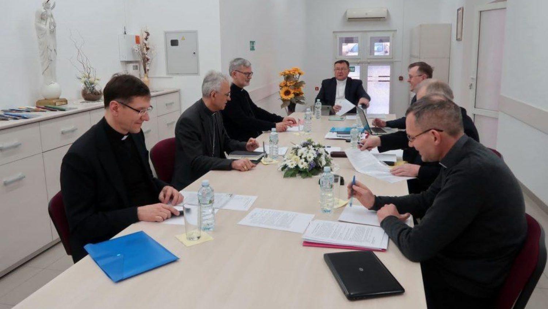 konferencja episkopov mart 2021