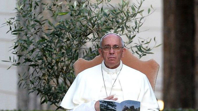 Папа о войне