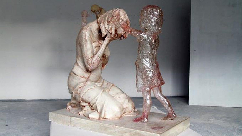 pomnik zabietego dziecka