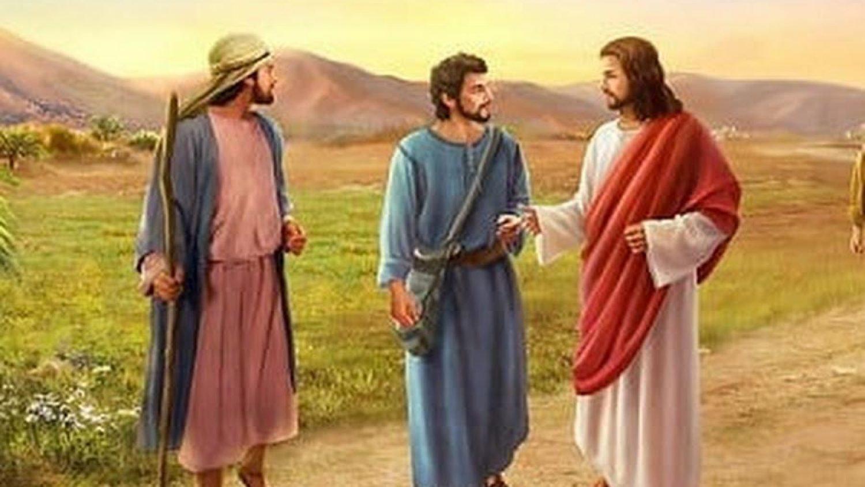 Следовть за Иисусом