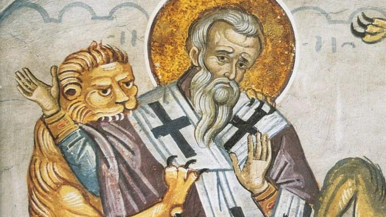 св. Игнатий Антиохийский
