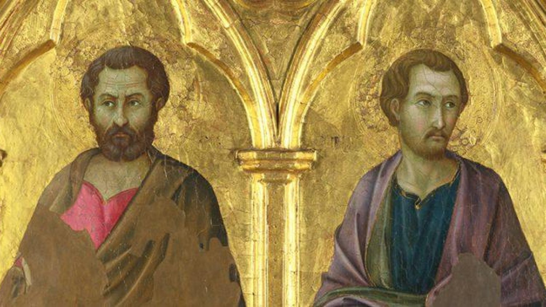 Святые Симон и Иуда Фаддей