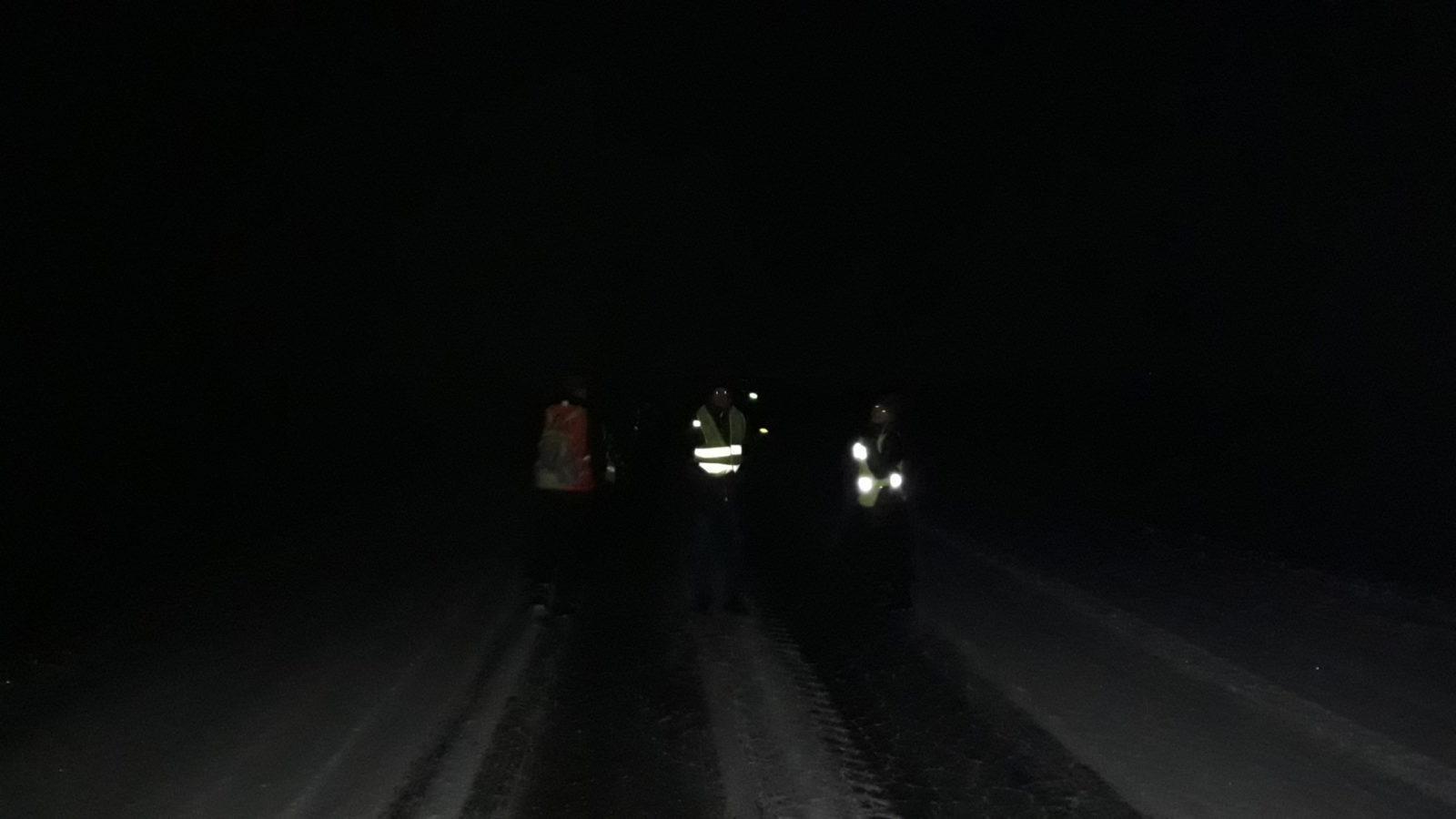 Экстремальный Крестный Путь в Оренбуржье 1