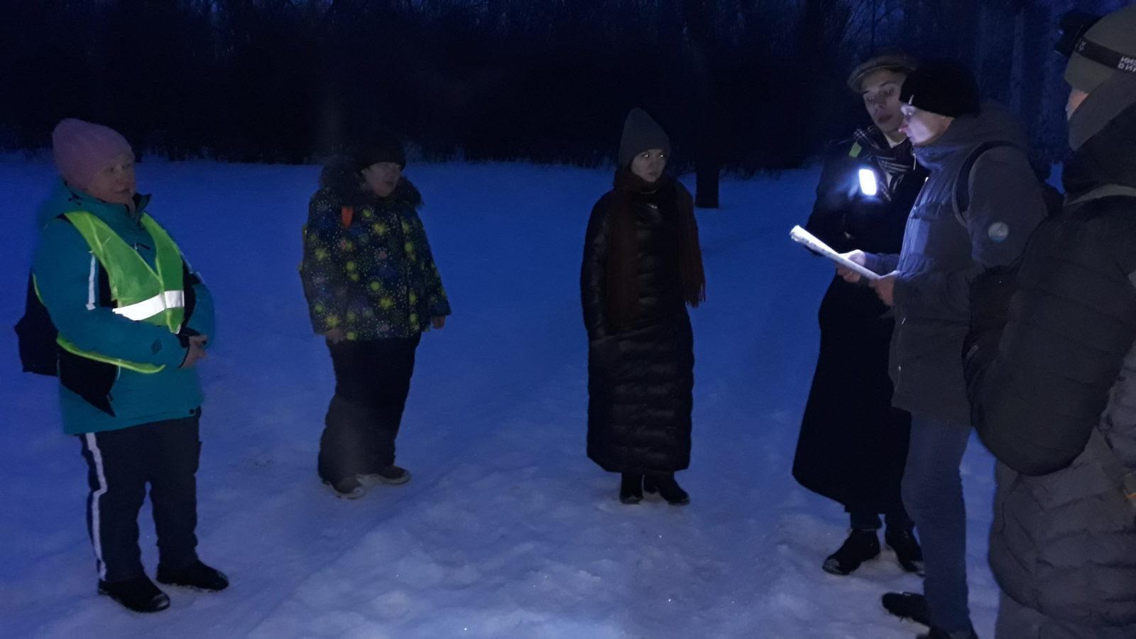Экстремальный Крестный Путь в Оренбуржье 5