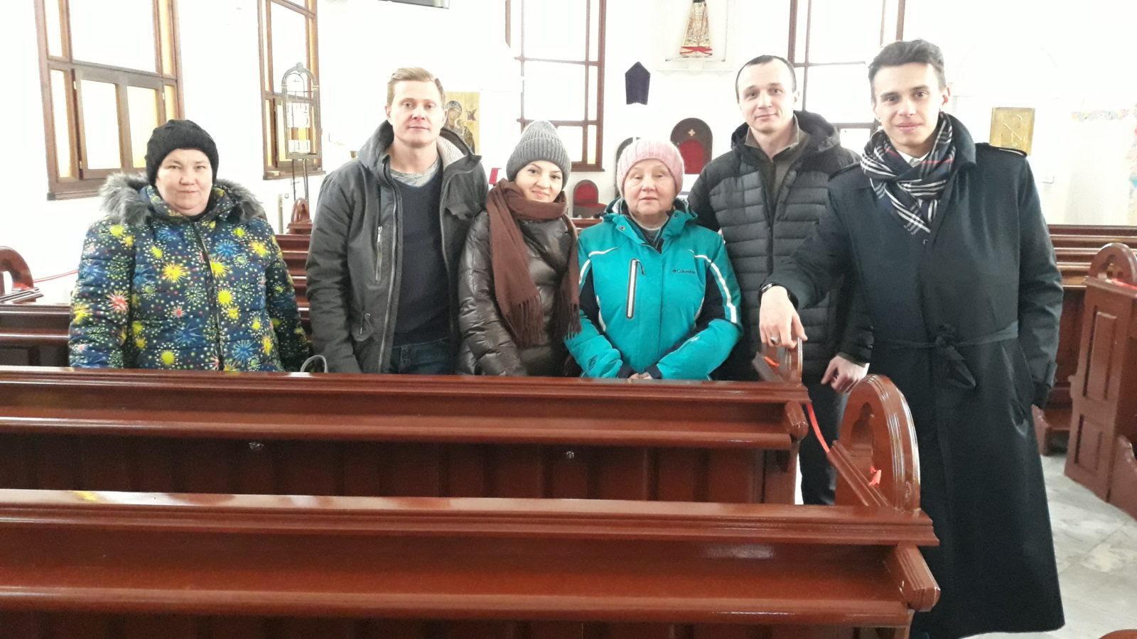 Экстремальный Крестный Путь в Оренбуржье 6