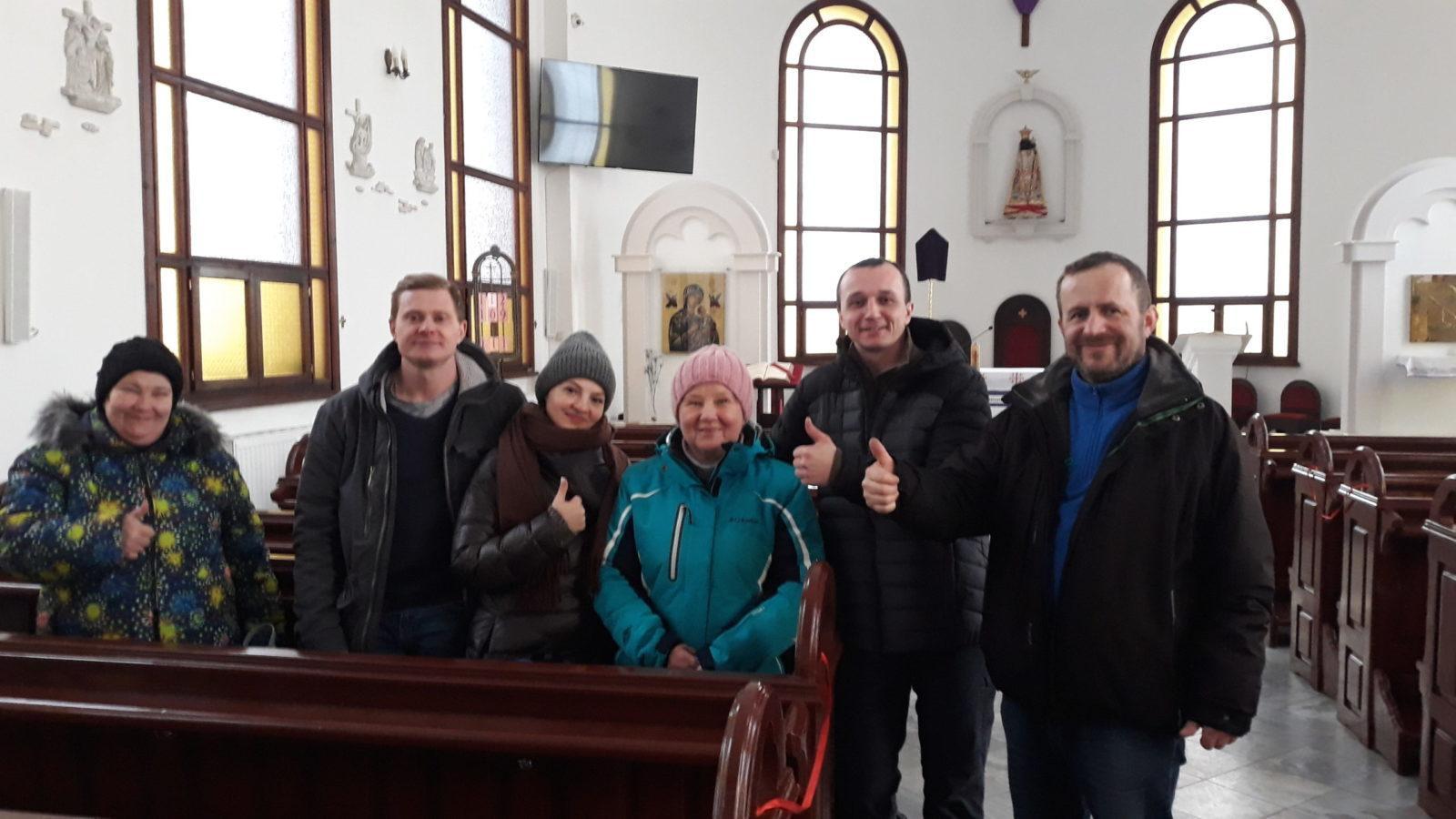 Экстремальный Крестный Путь в Оренбуржье 7