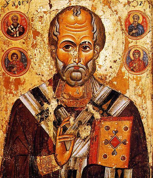 6 ДЕКАБРЯ Св. Николай Мирликийский, епископ 7