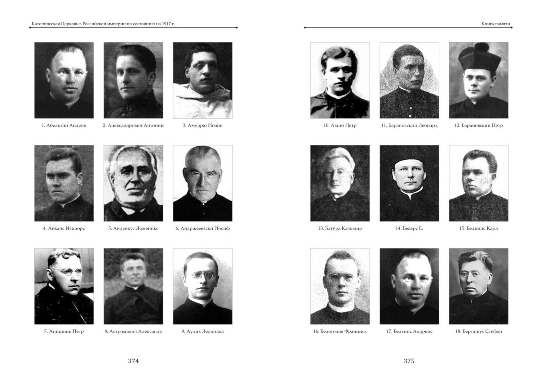Издана книга, посвященная Католической Церкви в России накануне революции 1917 года и в Советский период 6