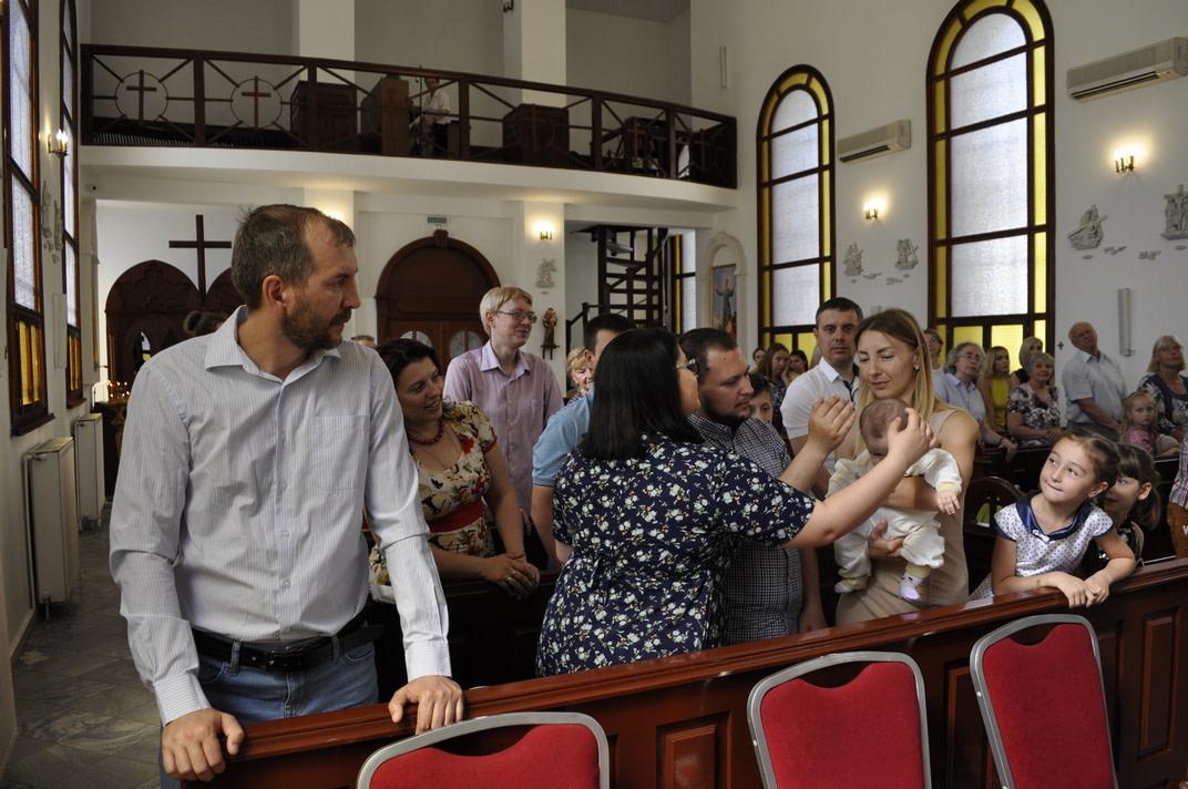 Праздник Пятидесятницы и окончание Воскресной школы 2020-2021 4
