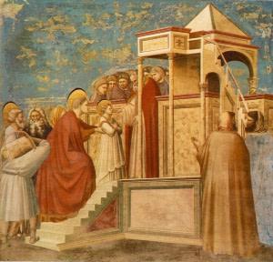 26 июля. Святые Иоаким и Анна, родители Пресвятой Девы Марии. Память 2