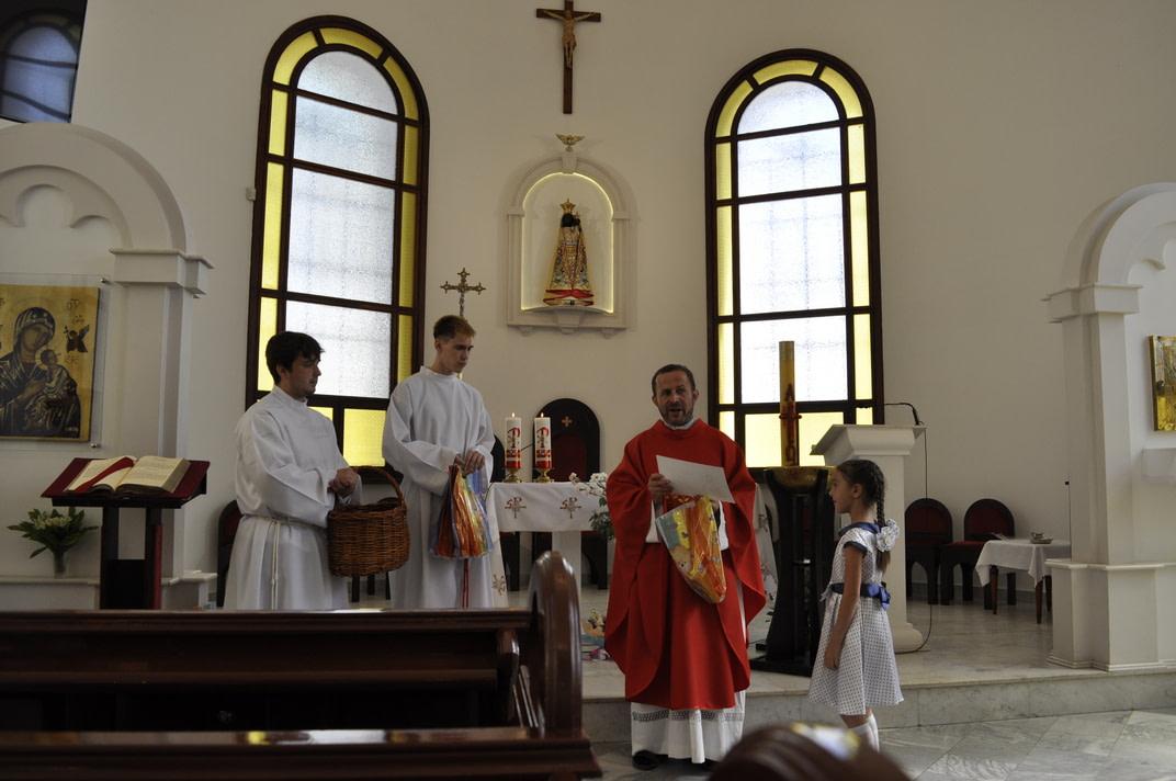 Праздник Пятидесятницы и окончание Воскресной школы 2020-2021 18