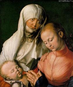 26 июля. Святые Иоаким и Анна, родители Пресвятой Девы Марии. Память 4