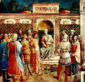 1 июня. Святой Юстин Философ, мученик. Память 4