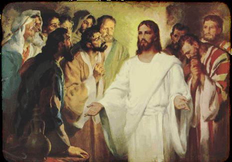 Jezusa nauczajacy