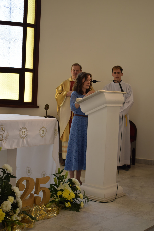 Юбилей 25-летия служения Сестер Служительниц 10
