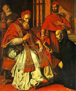 31 июля. Святой Игнатий Лойола, священник. Память 13