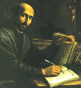 31 июля. Святой Игнатий Лойола, священник. Память 15