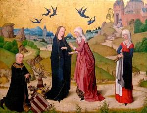 31 мая. Посещение Пресвятой Девой Марией Елизаветы. Праздник 5