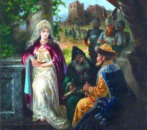 27 июля. Святой Олаф, мученик. Память 3