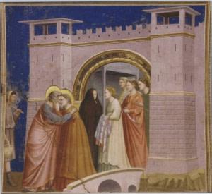 26 июля. Святые Иоаким и Анна, родители Пресвятой Девы Марии. Память 1