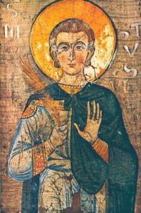 1 июня. Святой Юстин Философ, мученик. Память 6